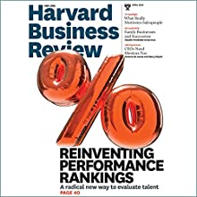 Harvard Business Review, April 2015  by Harvard Business Review Narrated by Todd Mundt