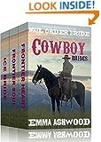 Mail Order Bride : Cowboy Brides (Mail Order Brides Box Set) (Western Romance)