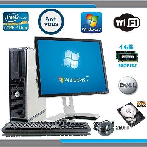 dell-optiplex-computer-tower-with-dell-lcd-black-silver-monitor-intel-core-2-duo-cpu-250gb-hard-driv