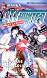 echange, troc Hojo Tsukasa - City Hunter (Nicky Larson), tome 6 : La Joueuse mélancolique