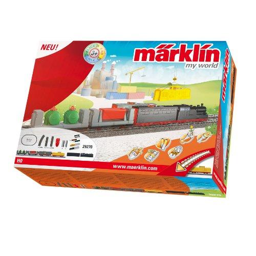 Mrklin-29270-Startpackung-Gterzug-Bausatz
