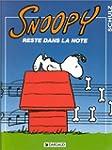 Snoopy, tome 23 : Snoopy reste dans l...