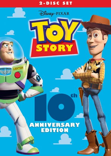 Cover art for  Toy Story (10th Anniversary Edition)