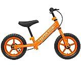 (ディーパー)DEEPER ランニングバイク DE-CHIBI ブレーキ付き ネーブルオレンジ
