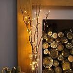 5 x 90cm Decorative Twig Lights with...