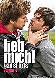 LIEB MICH! - Gay Shorts Volume 4 (OmU) [Alemania] [DVD]