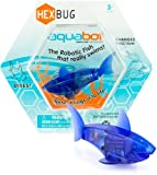 Blue Shark: HEXBUG Aquabot in Hexagon Packaging