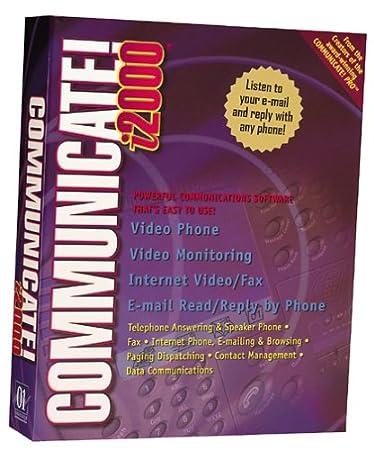 Communicate! i2000