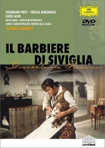 Rossini: Il Barbiere di Siviglia (The Barber of Seville) -- La Scala [DVD] [NTSC]
