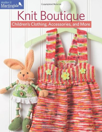 Knit Boutique: Children'S Clothing, Accessories, And More front-532073