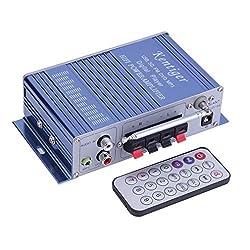 Tsing HIFI power Stereo Car Amplifier USB/FM/DVD/CD/MP3 Remote control Digital