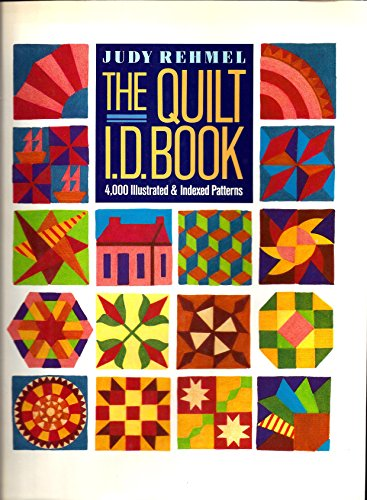 The Quilt I.D. Book: 4000 Illustrated and Indexed Patterns (Texas Quilts Texas Treasures compare prices)