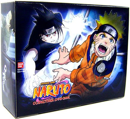 Naruto Collectible Trading Card Game Quest for Power 1st Edition Booster Box (24 Packs) - Buy Naruto Collectible Trading Card Game Quest for Power 1st Edition Booster Box (24 Packs) - Purchase Naruto Collectible Trading Card Game Quest for Power 1st Edition Booster Box (24 Packs) (Bandai, Toys & Games,Categories,Games,Card Games,Collectible Trading Card Games)