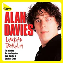 Urban Trauma  by Alan Davies