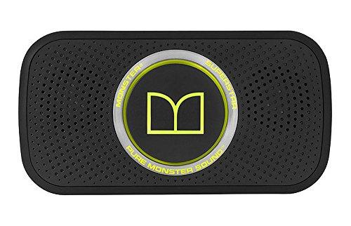 Monster-SUPERSTAR-portabler-Bluetooth-Lautsprecher-mit-integr-Akku-SchwarzGrn