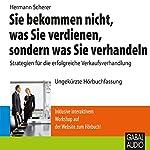 Sie bekommen nicht, was sie verdienen, sondern was sie verhandeln | Hermann Scherer