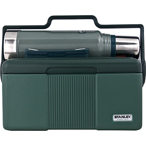 Stanley 7QT Heritage Cooler with Classic 1.1QT Vacuum Bottle (Coolers Thermos compare prices)
