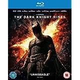 The Dark Knight Rises (Blu-ray + UV Copy) [2012] [Region Free]by Christian Bale