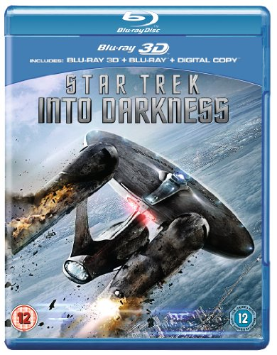 Star Trek Into Darkness (Blu-ray 3D + Blu-ray