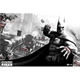 Hungover Batman Poster Arkham City Artwork Special Paper Poster (12x9 Inches)