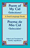 Image of Poem of My Cid (Selections) / Poema de Mio Cid (Selección): A Dual-Language Book (Dover Dual Language Spanish)