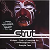 Strut Sampler Vol.1: Afrobeat Breaks Dancefloor Jazz Funk Underground Discoby Various Artists