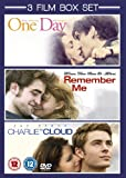 One Day (2012) / Remember Me (2010) / Charlie St Cloud (2011) - Triple Pack [DVD]