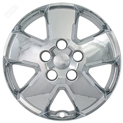 Coast To Coast IWCIMP337X 16 Inch Chrome Wheelskins With Xls, Xlt - Pack Of 4