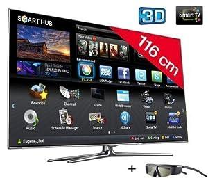 "Samsung UE46D7000LUXXU 46"" 3D LED TV"
