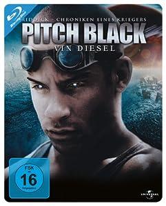 Pitch Black - Planet der Finsternis - Steelbook [Blu-ray]