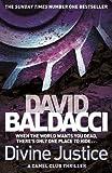 David Baldacci Divine Justice (Camel Club 4)