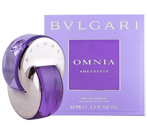 Bvlgari Omnia Amethyste Woman Eau de Toilette, Donna, 65 ml
