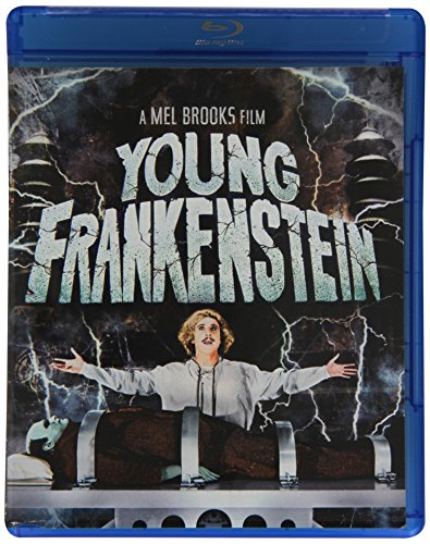 Blu-ray : Young Frankenstein (40th Anniversary) (Anniversary Edition, Digital Theater System, AC-3, , Widescreen)