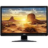 AOC e2426swd 24-Inch LED-Lit Monitor, Full HD 1080p, 5ms, 20M:1 DCR, VGA/DVI, VESA