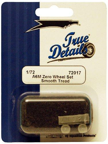 True Details TD72017 A6M Zero Wheel Set
