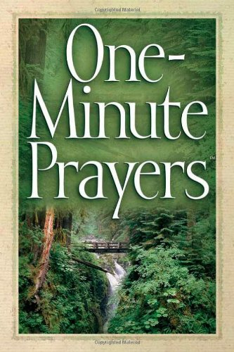 One-Minute Prayers