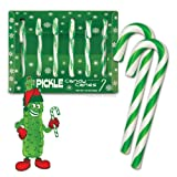 Accoutrements Pickle Candy Canes