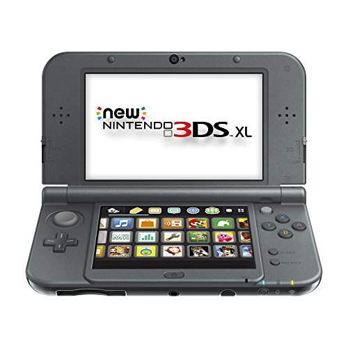 New Nintendo 3DS XL Black JungleDealsBlog.com