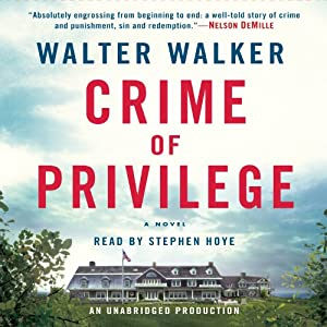 Crime of Privilege Audiobook