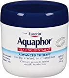 Aquaphor Healing Ointment Advanced Therapy, 14-Ounce Jars