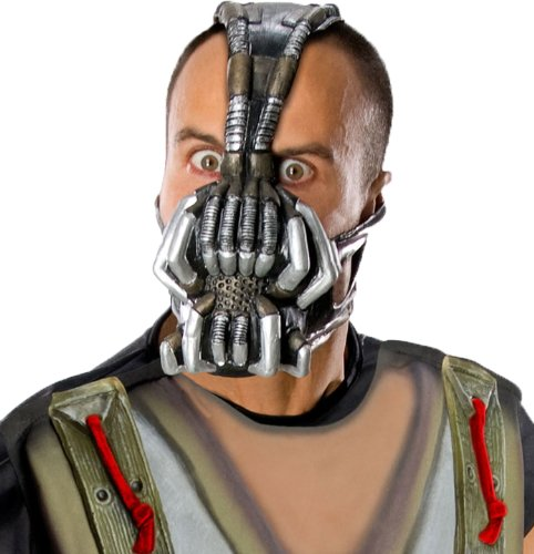 Bane Mask Dark Knight Rises Bane Costume Mask 3/4 Bane Mask 4891