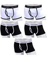 BLACK FRIDAY 27-28-29 Nov. Calvin Klein CK 365 Boxershort Low Rise Trunks 5er Pack. Größe: S (4) - M(5) - L(6) - XL(7). NEU