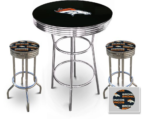 Denver Broncos Bar Stool Broncos Bar Stool Broncos Bar