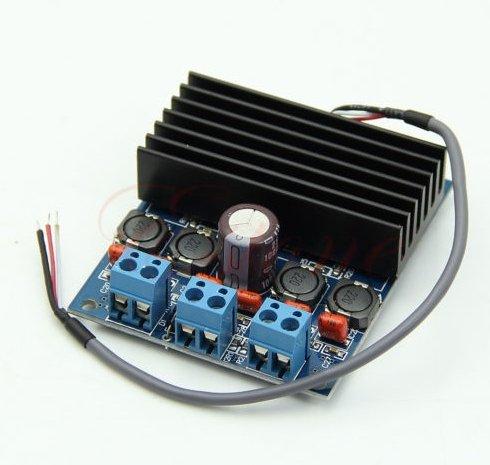 Amplificateur numérique classe d