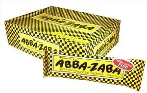 Abba Zabba Candy Bar (Pack of 24)
