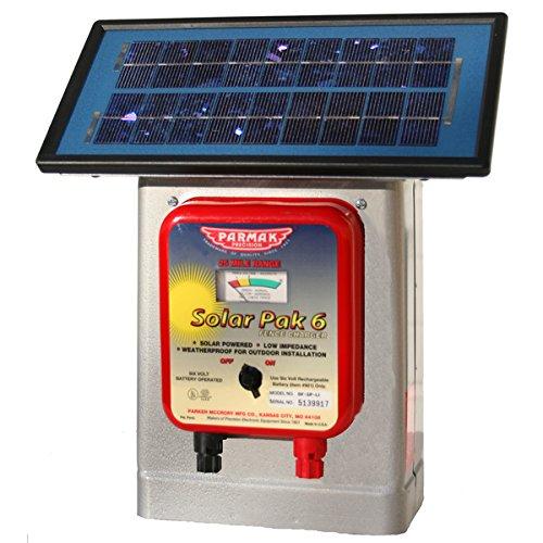 Parmak Precision DF-SP-LI 6-Volt Solar Powered Electric Pak Fencer (Air Heater Westinghouse compare prices)