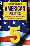 img - for Developments in American Politics 5 book / textbook / text book