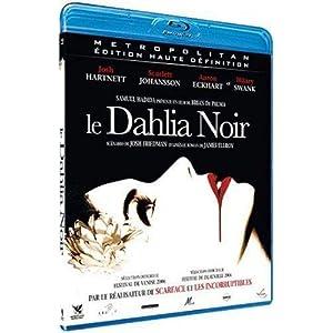Le Dahlia noir [Blu-ray]