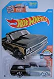 HOT WHEELS ホットウィール HW HOT TRUCKS BLACK '67 CHEVY C10 143/250 [並行輸入品]