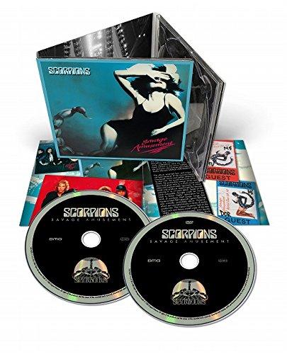 サヴェイジ・アミューズメント(デラックス・エディション)(DVD付)